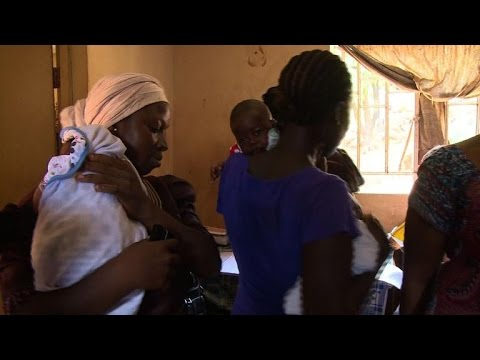 Spike in pregnancies and abuse in Ebola-hit Sierra Leone