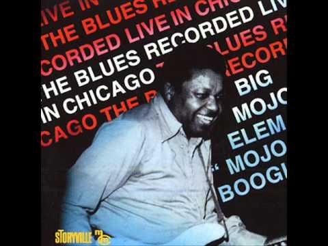 Big Mojo Elem/Wayne Bennett/Fred Below/Willie James Lyons-- Every Night And Every Day