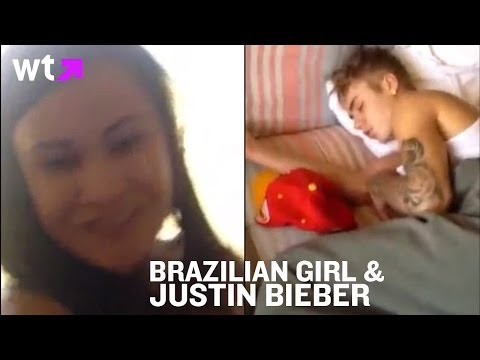 Justin Bieber Sleeps with Girl in Brazil | What