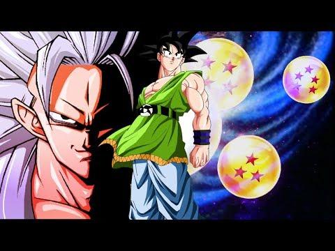 Die Kraft des Super Saiyajin 5, die wir nie sehen durften! (Dragonball AF)