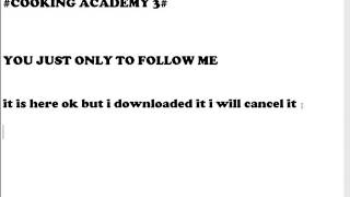 how to download cooking acadmy 3 for free!!!
