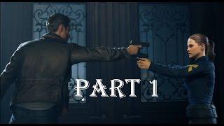 Quantum Break Walkthrough Gameplay Part 1 | PC | Xbox One ]