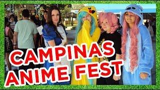CAMPINAS ANIME FEST || MEGA CAF