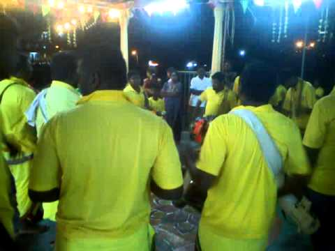 Sri Naga Kali Urumi Melam At Vinayagar Shathurti 2 video