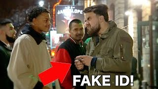 Busting Underage Drinkers Prank *I Got Punched*
