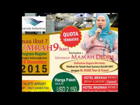 Video travel umroh murah desember 2015