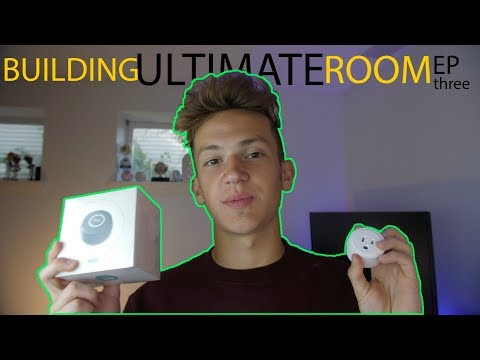 Building my Ultimate Room: Smart Tech + Displays! (Ep. 3)