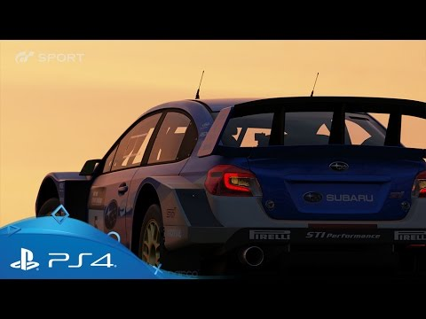Gran Turismo Sport | Reveal Trailer | PS4