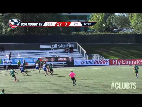 2014 Club 7s - Seattle OPSB Rugby vs. Kansas City Blues