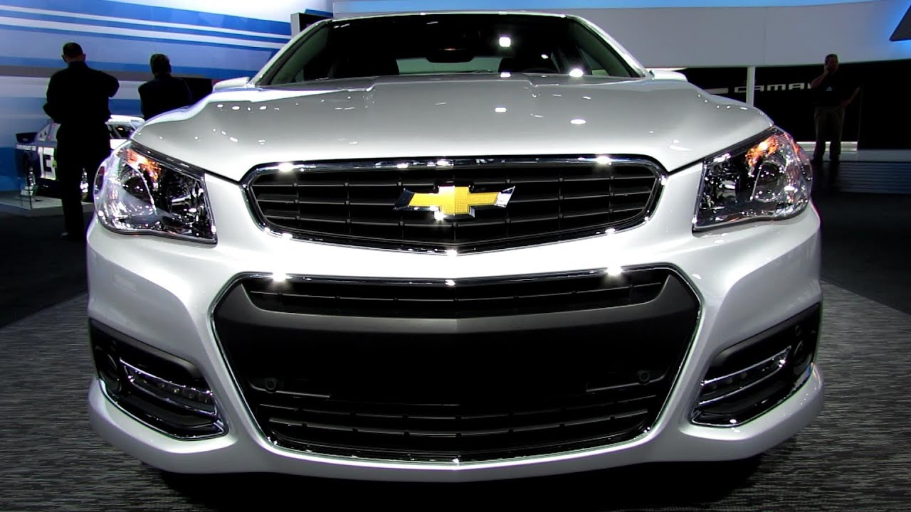 2014 chevrolet ss exterior and interior walkaround 2013 new york auto show youtube. Black Bedroom Furniture Sets. Home Design Ideas