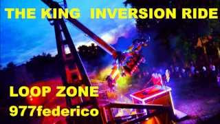 THE KING ATTRACTION INVERSION RIDES