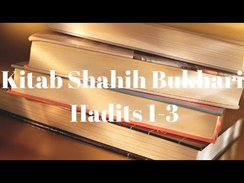 Ustadz Ainur Reza - Shahih Bukhori Hadits ke 1-3