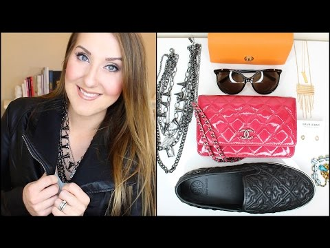 Fall Fashion & Accessories HAUL! Baublebar | Chanel | Tory Burch | Target