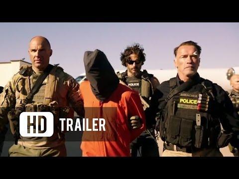 Sabotage (2014) - Official Trailer [HD]