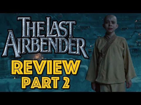 The Last Airbender Review Part 2: The Directing