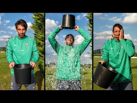 Juventus Ice Bucket Challenge – Gianluigi Buffon