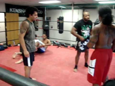 grappling drills at never quit boxing 9 11 13 pt 4 Image 1