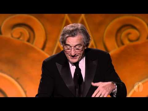 2010 Governors Awards -- Robert De Niro on Francis Ford Coppola