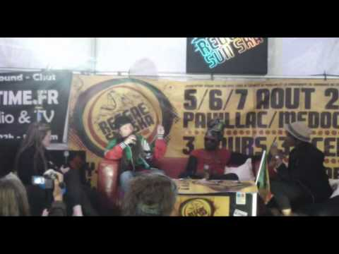 Interview Perfect & Guiding Star Reggae Sun Ska 2011