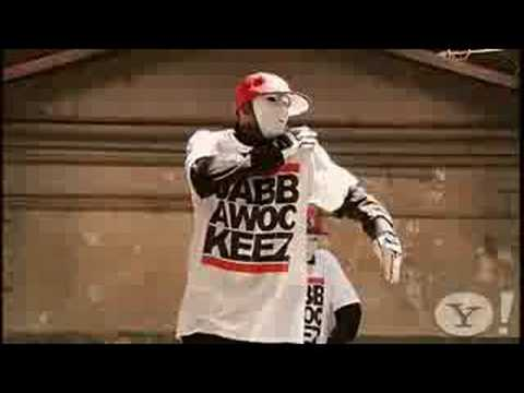 Jabbawockeez on Pepsi Smash Video