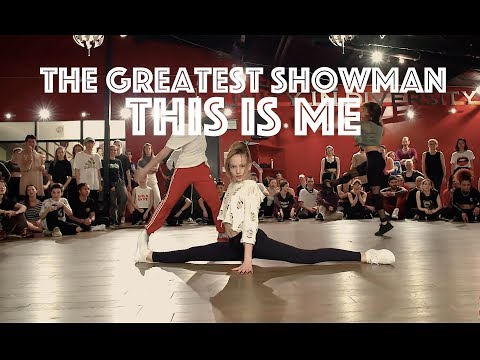 The Greatest Showman - This Is Me | Hamilton Evans Choreography