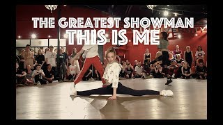 Download Lagu The Greatest Showman - This Is Me | Hamilton Evans Choreography Gratis STAFABAND