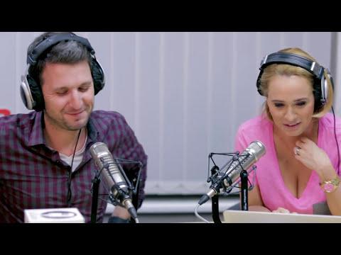 La Radio cu Andreea Esca ...şi Andi Moisescu (Prima parte)