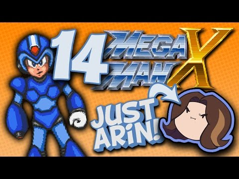 MegaMan X: Skull Tank Sucks - PART 14 - Game Grump