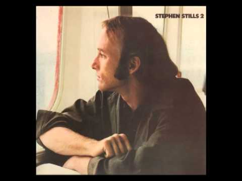 Stephen Stills - Change Partners