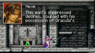 Castlevania Harmony of Dissonance Full game playthrough