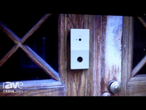 CEDIA 2014: Chui Describes Its Intelligent Doorbell With Facial Recognition for Home Automation