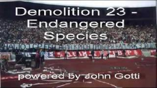 Watch Demolition 23 Endangered Species video