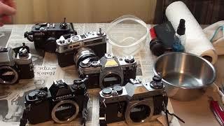 Ultimate 35mm Film Camera Light Seal Tutorial