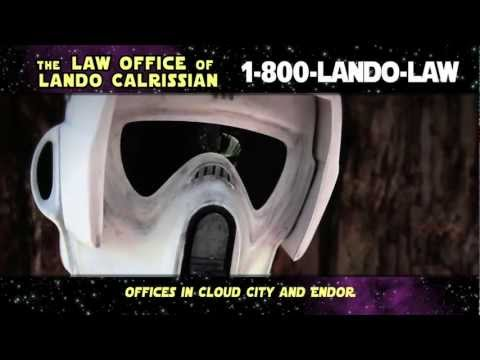 Law Office of Lando Calrissian