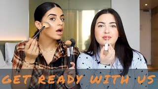 GET READY WITH US || SELMA OMARI & FADIM KURT