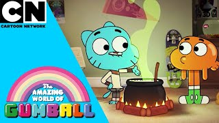 The Amazing World of Gumball | The Potion | Cartoon Network