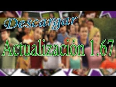 Como actualizar Los Sims 3 a la ultima version (1.67) || David BG