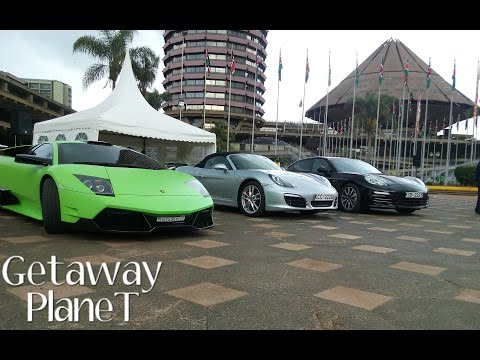 2015 Nairobi Auto Festival, Kenya | GetawayPlanet