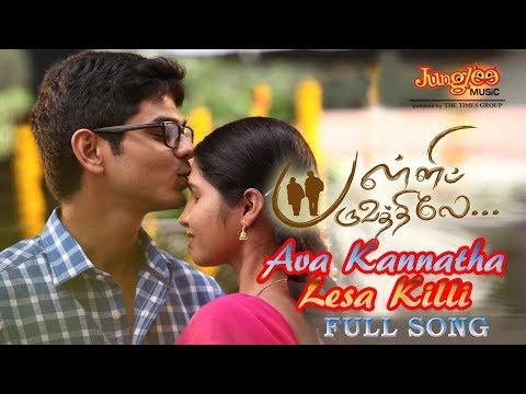 Ava Kannatha Lesa Killi Full Song   Pallipparuvathilae   Vijay Narayanan   Vasudev Baskar