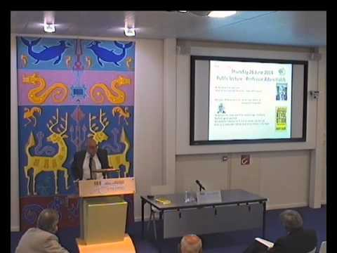 Lecture By Professor Adam Habib:south Africa's Suspended Revolution -- Hopes And Prospects video
