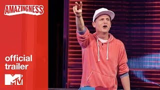 'Amazingness' w/ Rob Dyrdek Official Trailer | Brand New Series Dec. 8th + 10:30/9:30c | MTV