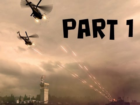 Wargame European Escalation Walkthrough Gameplay Let's Play Part 1