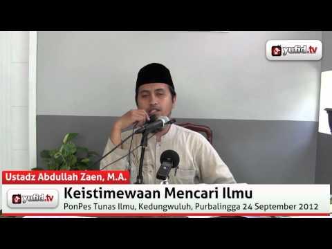 Panduan Shalat: Sunnah Sujud Dalam Shalat - Abdullah Zaen