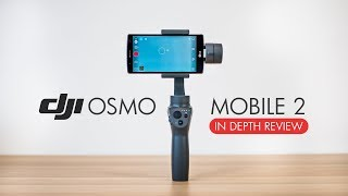 DJI OSMO MOBILE 2 in depth REVIEW - Professional HYPERLAPSE maker? Footage, app review, unboxing...