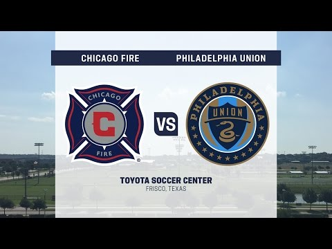 Development Academy Showcase: U-13/14: Chicago Fire vs. Philadelphia Union
