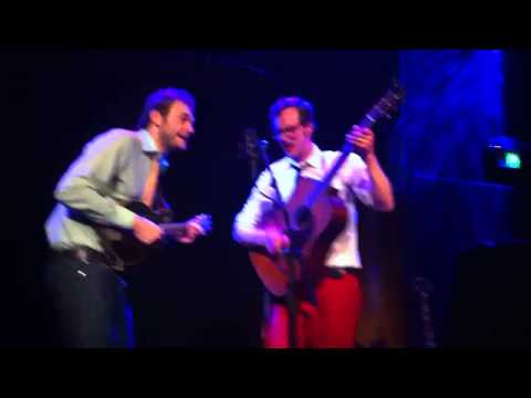 Man In The Middle - Chris Thile and Michael Daves