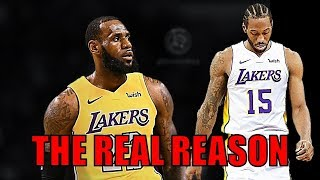 The REAL REASON Why LeBron James Signed with the Los Angeles Lakers