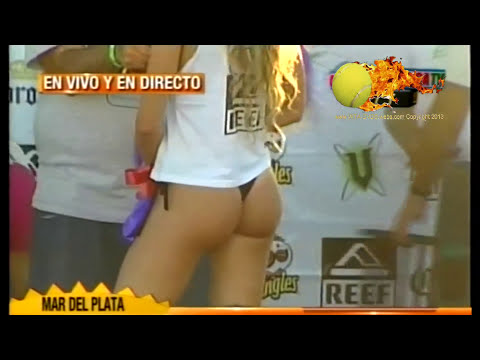 2013 Bikini Open Miss Reef reina princesas Mar Del Plata Argentina 26 Ene -