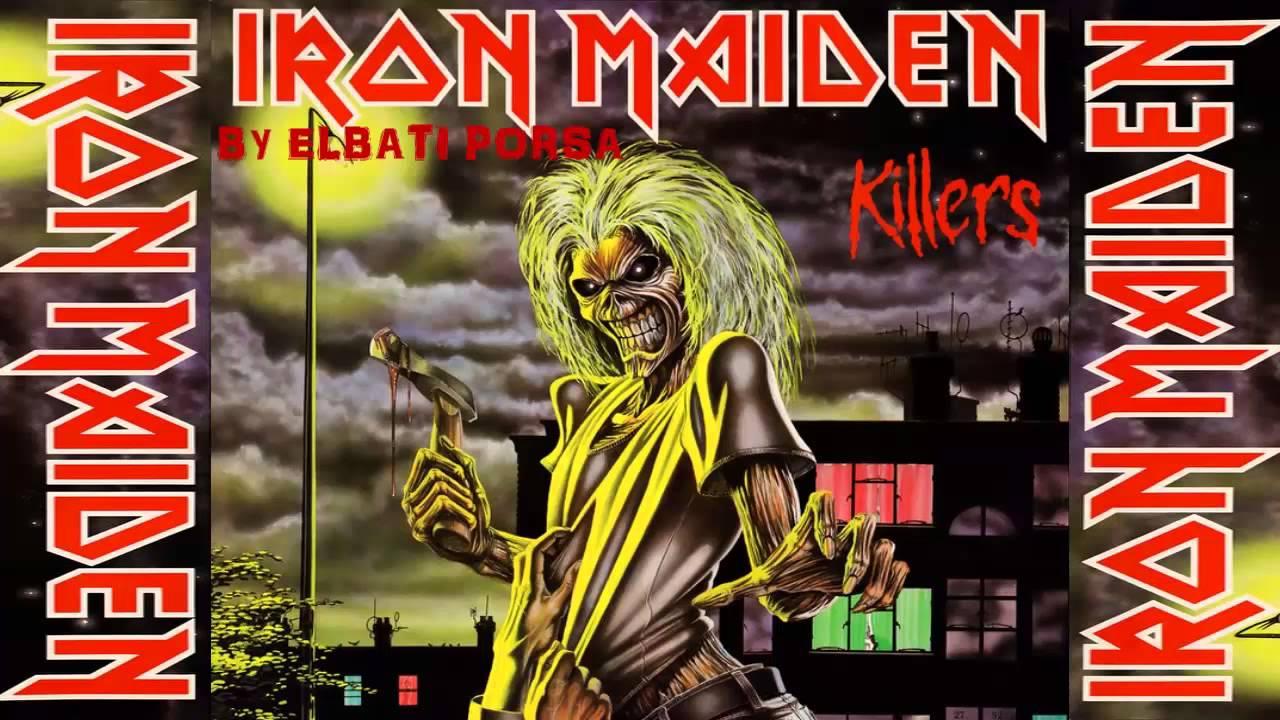 iron maiden killers lyrics: