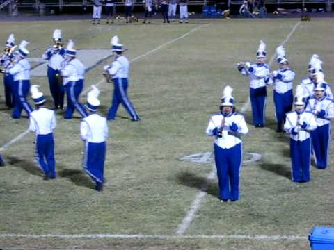 Hartshorne High School Marching band
